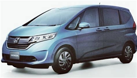 Kunci Honda Freed Kunci Honda Jazz Baru gambar all new honda freed 2016 resmi dirilis