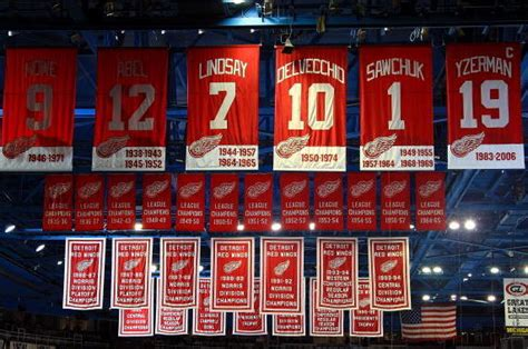 ranking   greatest scorers  detroit red wings
