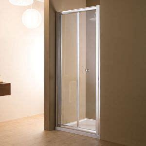 Bi Fold Shower Doors 800mm Manhattan 6 800mm Bi Fold Shower Door P80f4867ncc By Manhattan Showers Bathrooms