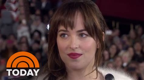 e l fifty shades of grey cast e l james interview at