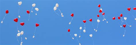 Hochzeit Luftballons by Lufballons Zur Hochzeit Steigen Lassen Unsere Tipps