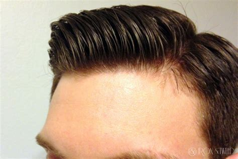 Slick Pomade Strong Hold layrite hold water based pomade review