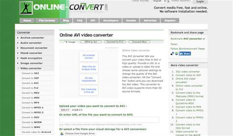 best mp4 to avi converter top 10 best mp4 to avi converter and offline software