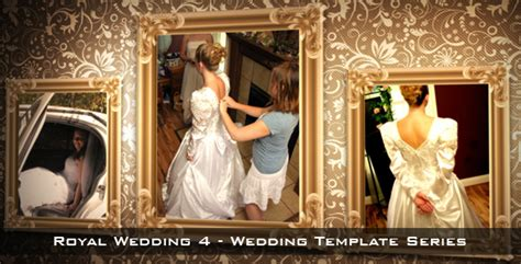 wedding templates after effects download royal wedding by miseld videohive