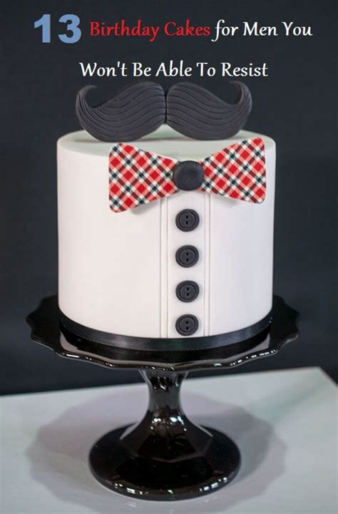 Guys Birthday Cake Decorating Ideas by 13 Birthday Cakes For You Won T Be Able To Resist