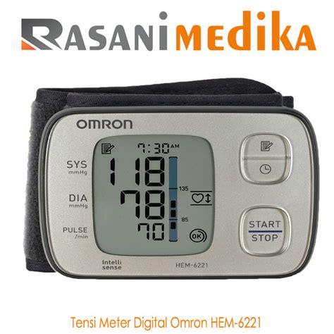 Daftar Tensimeter Digital Omron tensimeter digital omron murah rasani medika