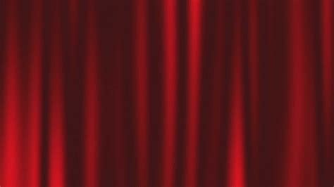 red drapery free stock footage red curtain drape motion background hd