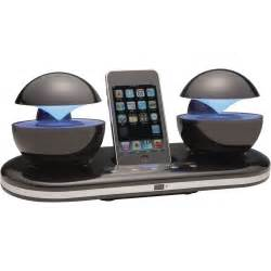 speakal icrystal docking station speakers for ipod iphone
