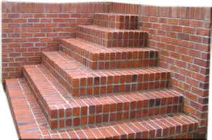 Brick Stairs Design Outdoor Steps Brick Walkway Patio Staircase Wood