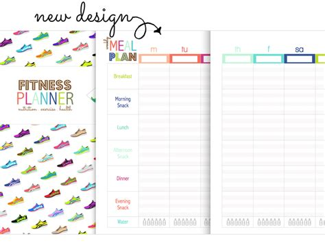 free printable fitness planner 2016 clean life and home coming soon new printable fitness