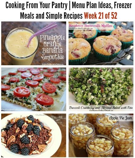 Pantry Chef Recipes by Frugal Living Archives Page 5 Of 16 One Hundred