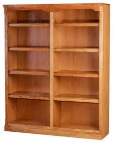 Traditional Bookshelves Traditional Oak Bookcase Traditional Bookcases By