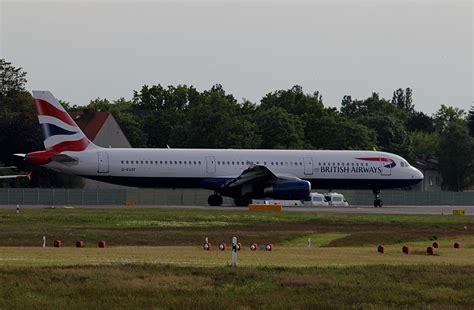 Bã Robedarf Deutschland by Airways A 321 231 G Euxf Kurz Vor Dem Start In