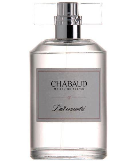 lait concentre chabaud maison de parfum perfume a fragrance for 2014