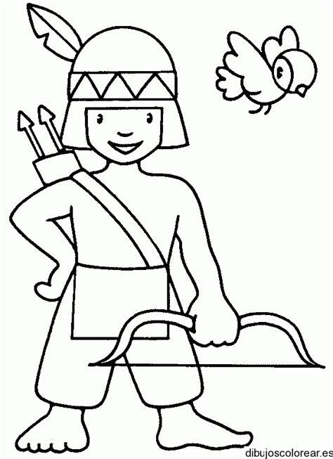 dibujos para colorear de palabras indigenas dibujos para colorear
