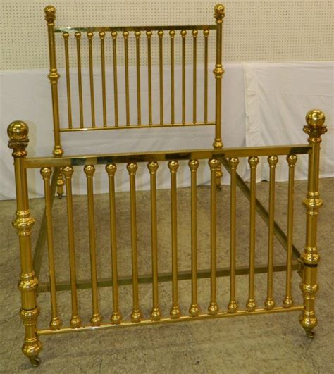 big brass bed brass bed the george london resident magazine big brass