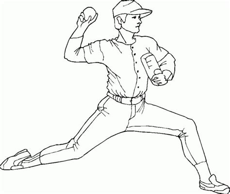 images  sports coloring pages  pinterest