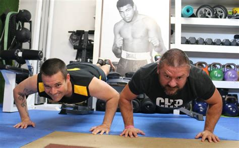 Exercise For Your Health By Adrian R Nugraha push ups give rise to ending a stigma bega