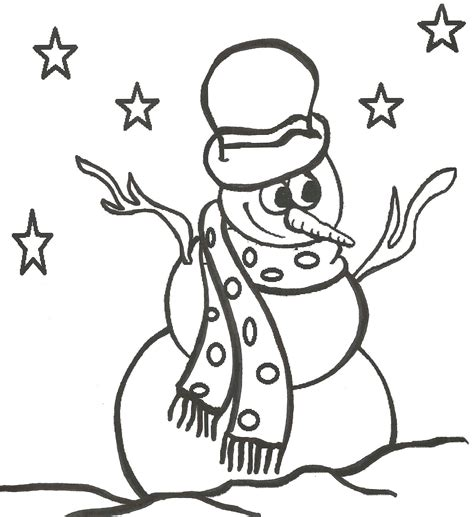 cute snowman coloring pages christmas snowman coloring pages az coloring pages