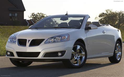 2009 pontiac g6 gt convertible widescreen car