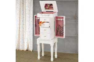 jewelry armoire hardware armoires jewelry armoire with pink hardware