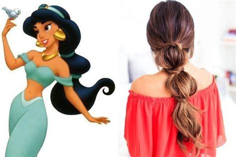 Princess Jasmine, 'Aladdin'   Disney Princess Inspired Hairstyles   Livingly