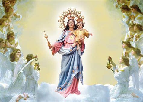 imagen de maria virgen fiel 18 im 225 genes de la virgen mar 237 a auxiliadora im 225 genes de