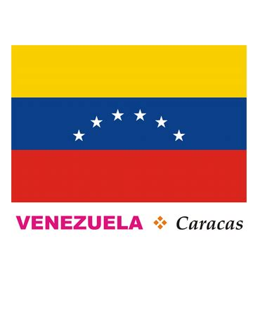 coloring page of venezuela flag venezuela flag colouring pages