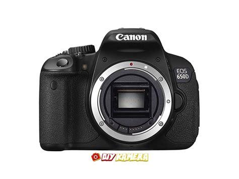 Kamera Canon 650d Baru Sewa Kamera Canon Eos 650d Jogja Diykamera