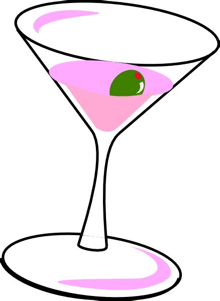martinis clipart cocktail clip at clker com vector clip