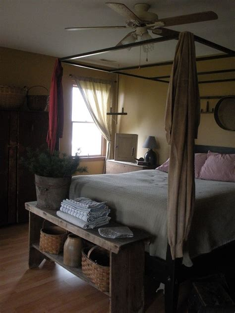 primitive bedroom 157 best early american bedrooms images on pinterest