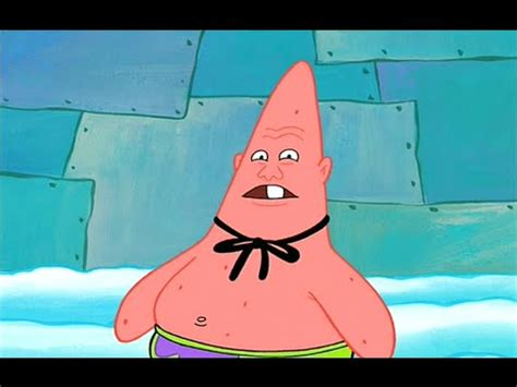 Patric Meme - patrick star is not a pinhead hilarious memes youtube