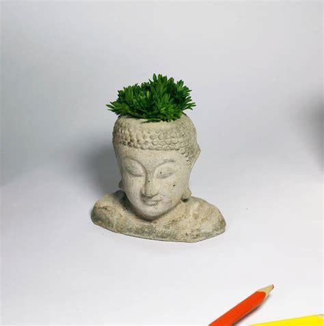 Buddha Planter by Buddha Concrete Planter By U Rok Design