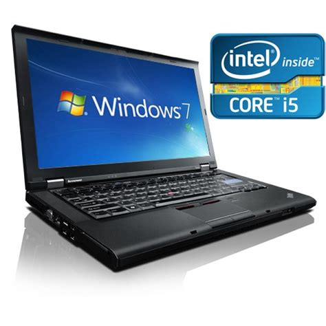 Laptop Lenovo T410 I5 lenovo thinkpad i5 laptops 2nd