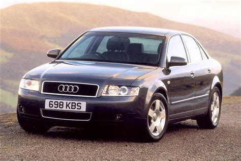 Alter Audi A4 by Audi A4 2001 2005 Used Car Review Car Review Rac Drive