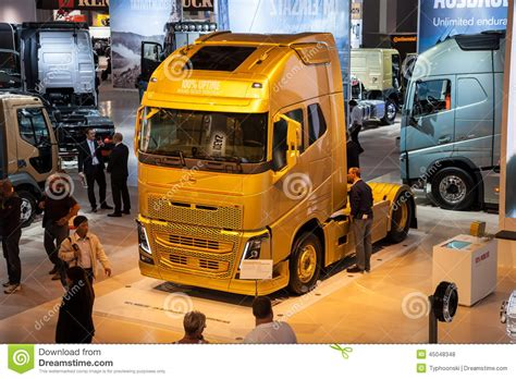 volvo truck service germany volvo fh16 750 hp truck editorial stock photo image