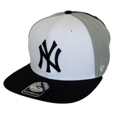 47 brand new york yankees mlb amble snapback baseball cap