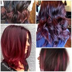 black cherry hair color cherry hair color pictures black cherry hair color