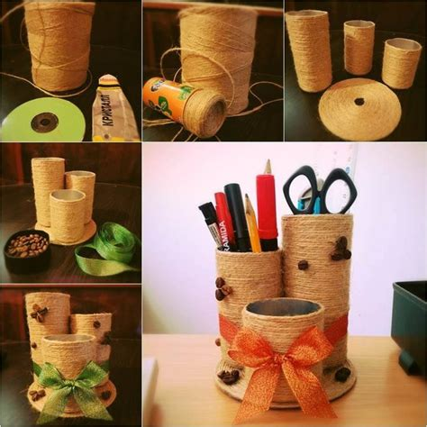 Waste Paper Craft - 17 best ideas about waste material craft on