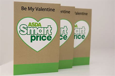 asda s card asda smart price valentine s day stunt shelley george