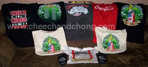 Kaos Llsb cheech and chong fan news september 2008