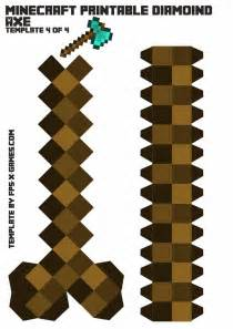 How To Make A Minecraft Paper Sword - 28 best minecraft printables images on