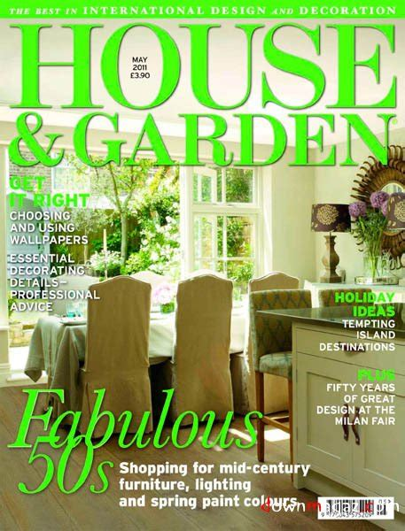 House And Garden Magazine by House And Garden May 2011 187 Pdf Magazines Magazines Commumity