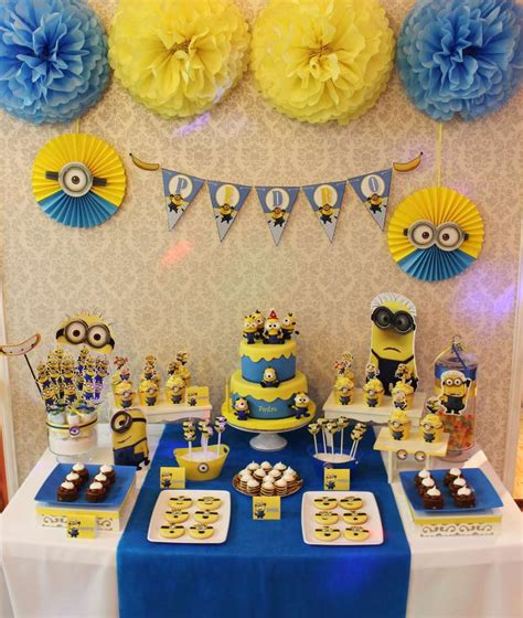 facebook themes minions despicable me minions birthday party ideas birthdays
