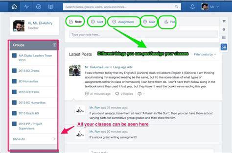 edmodo platform edmodo evernote my ideal ipad classroom workflow