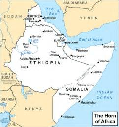 Usajobs Search by Horn Of Africa Map