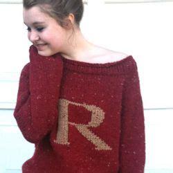 knitting pattern ron weasley jumper ron weasley sweater pattern crochet crochet