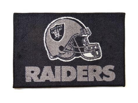 raiders rug nfl oakland raiders rug