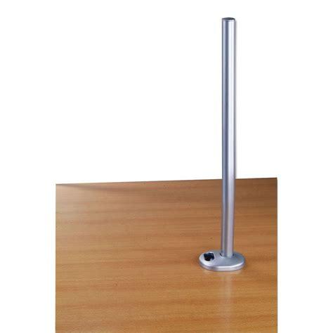 power grommet for desk 700mm desk grommet cl pole silver from lindy uk