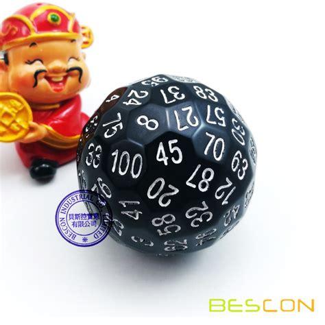 Gamis Alea 6 100 Original By Rins bescon polyhedral dice 100 sides dice d100 die 100 sided cube d100 dice 100 sided cube